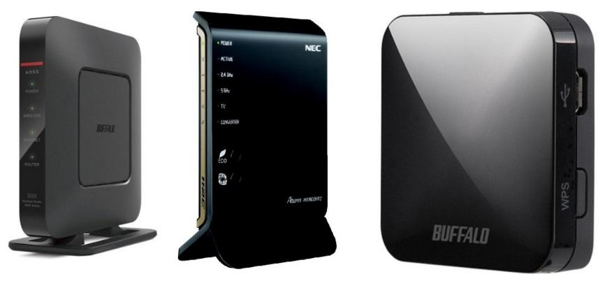 WiMAXマスター無線LANルーター